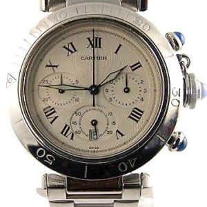 Cartier-Pasha Chronograph-301876-1