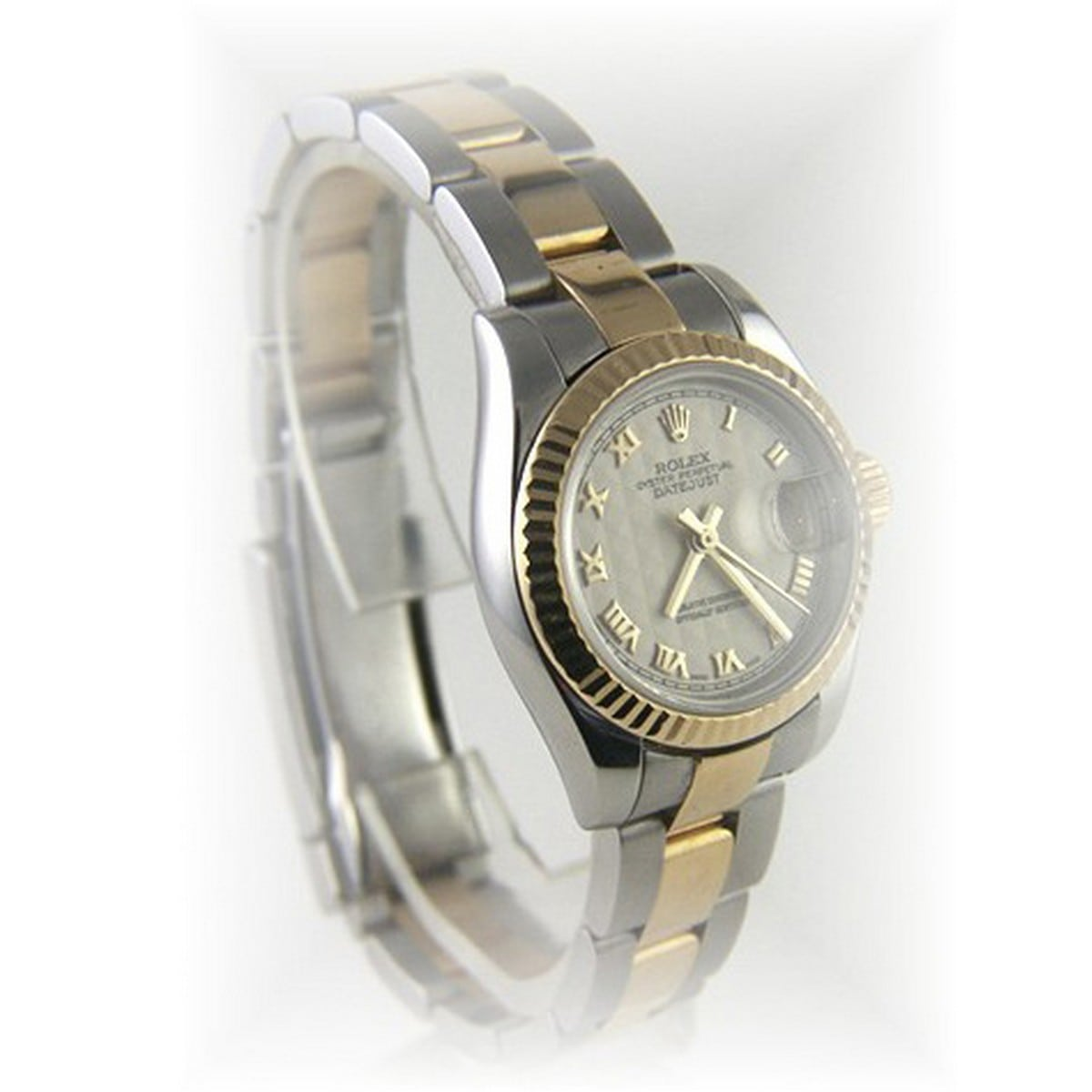 rolex oyster perpetual lady datejust. Black Bedroom Furniture Sets. Home Design Ideas