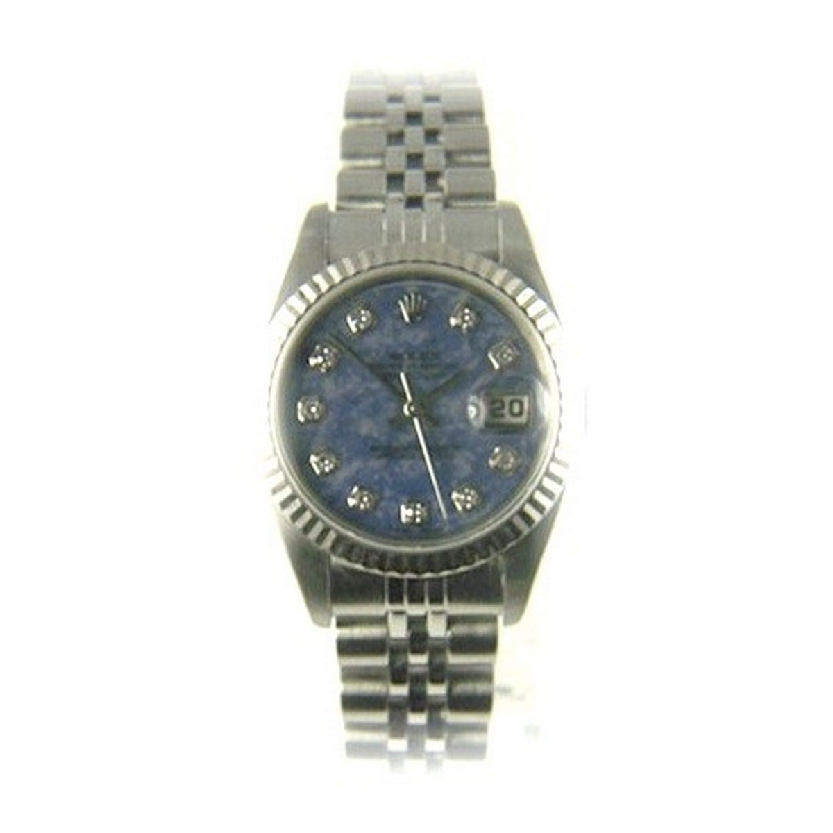 Pre-Owned Rolex Oyster Perpetual Lady Datejust ...