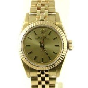 Ladies Rolex-No-Date-270403-1