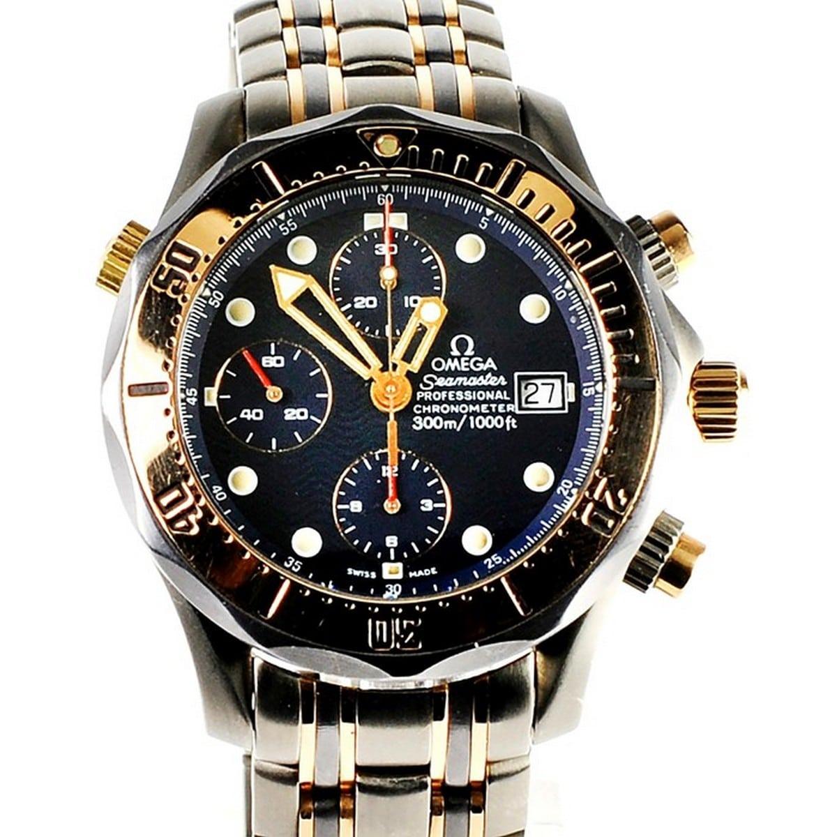 Omega Seamaster Diver Pro 300m