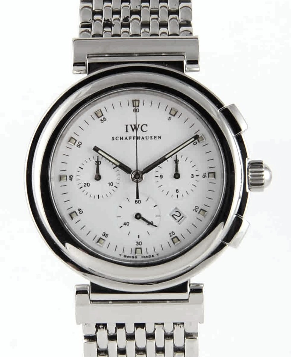 IWC Da Vinci SL Chronograph watch Model No: 3728-002