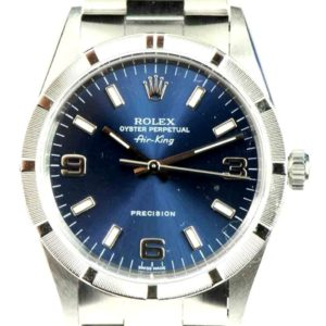 Rolex-AirKing-SS-303051-front
