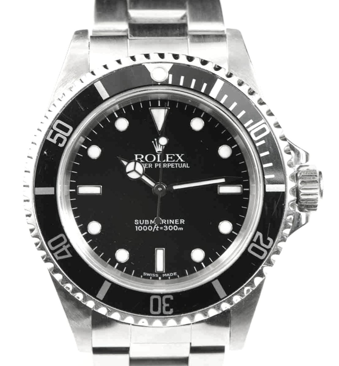 Rolex Submariner No-Date Ref No: 14060