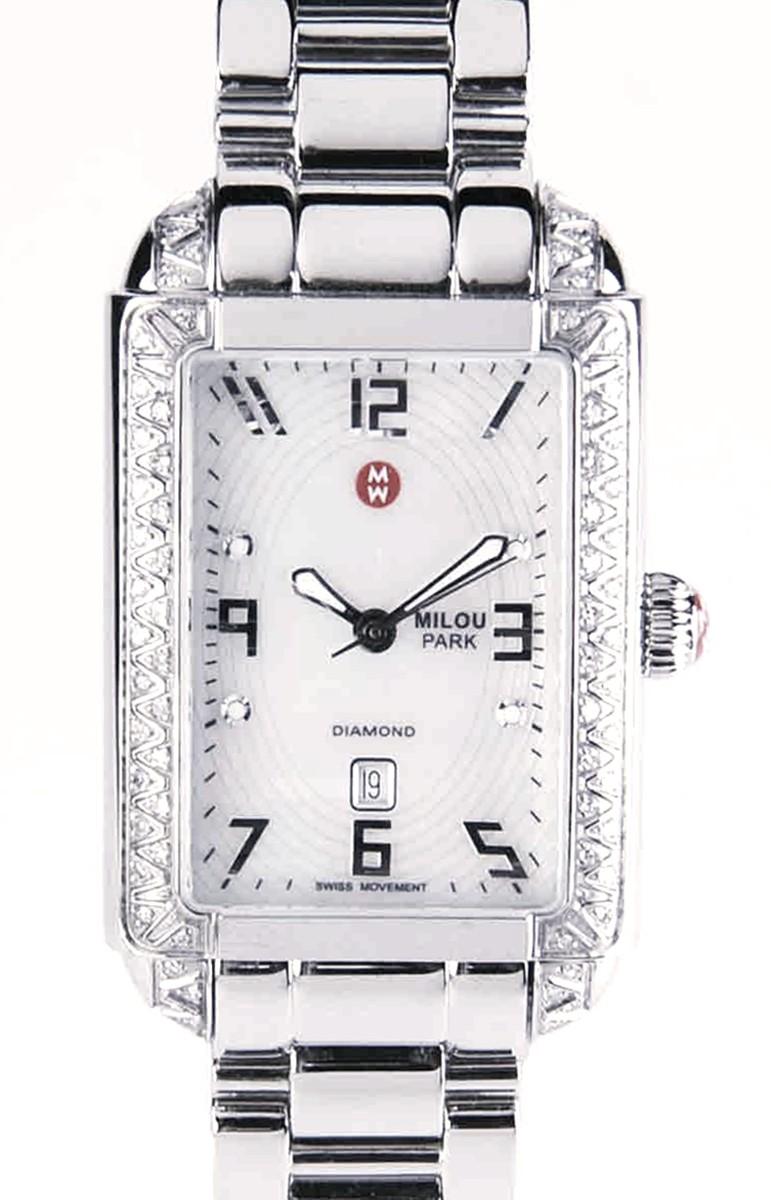 Michele Ladies Milou Park watch Model No: MW15C01A2025