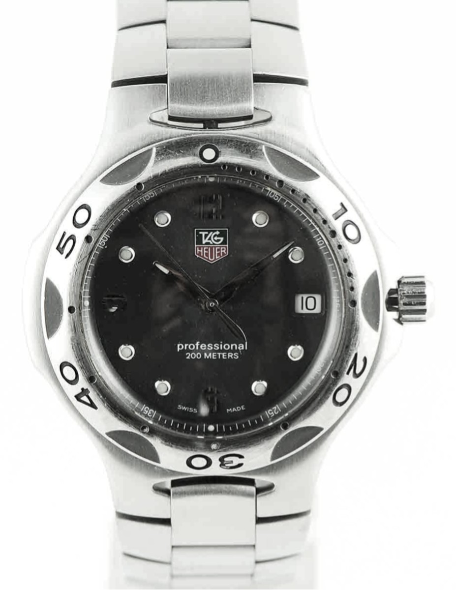 Tag Heuer Men's Kirium Quartz watch Model No: WL1011