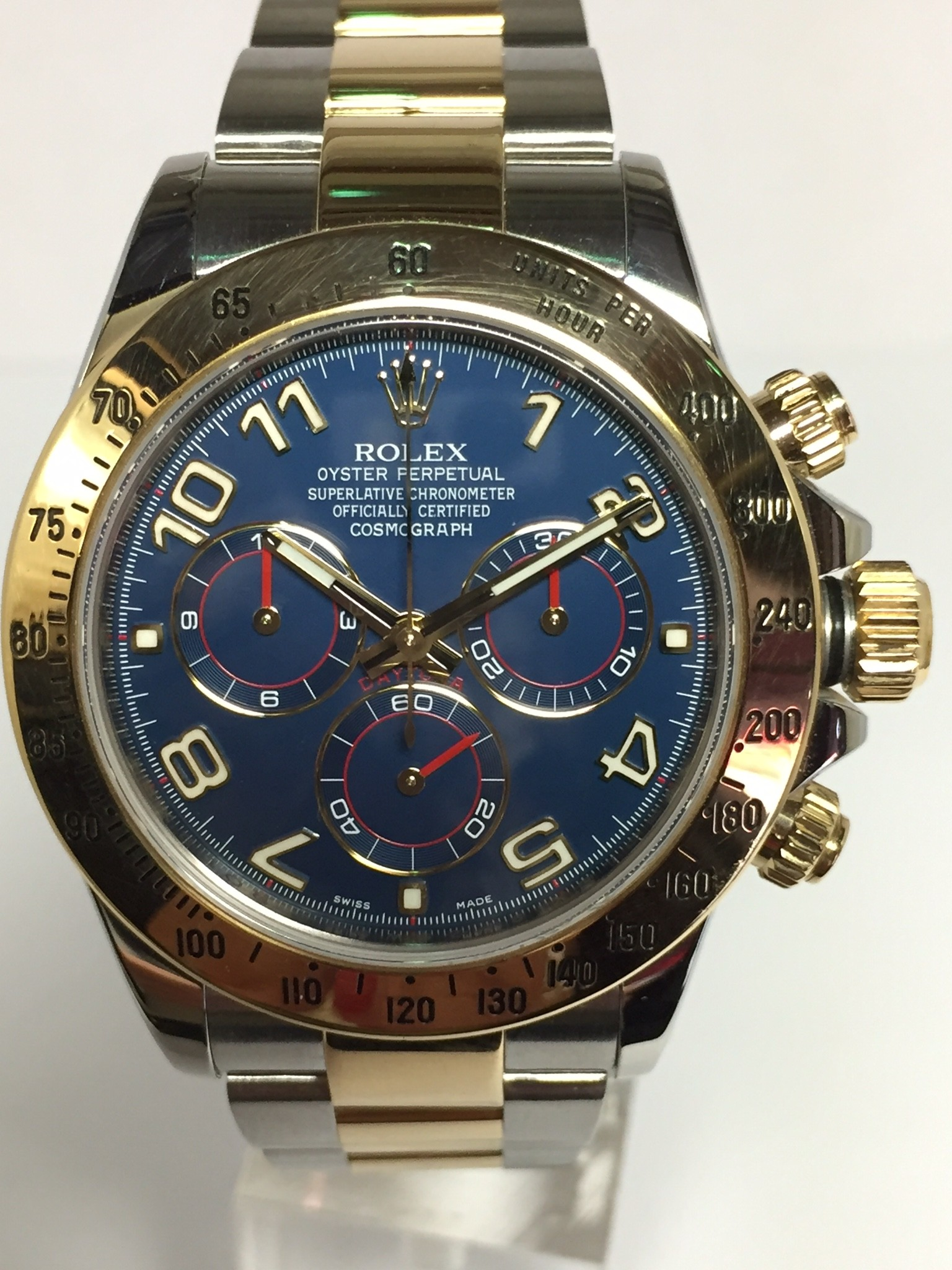 Rolex Oyster Perpetual Cosmosgraph Daytona Ref: 116523