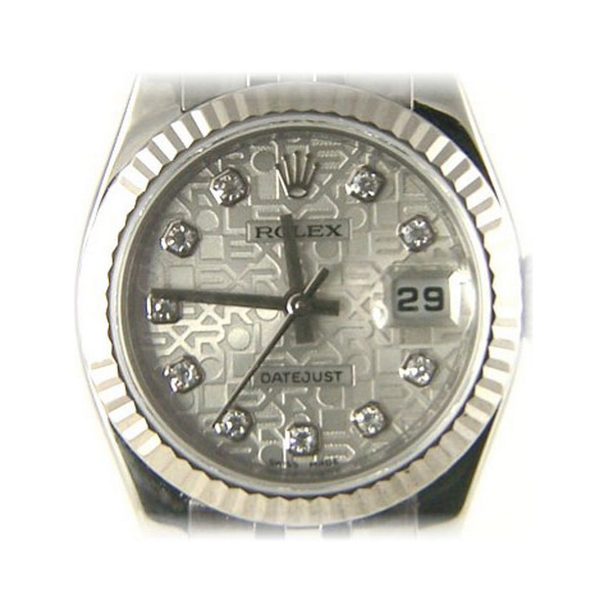 Rolex Oyster Perpetual Lady Datejust Nationalwatch Com