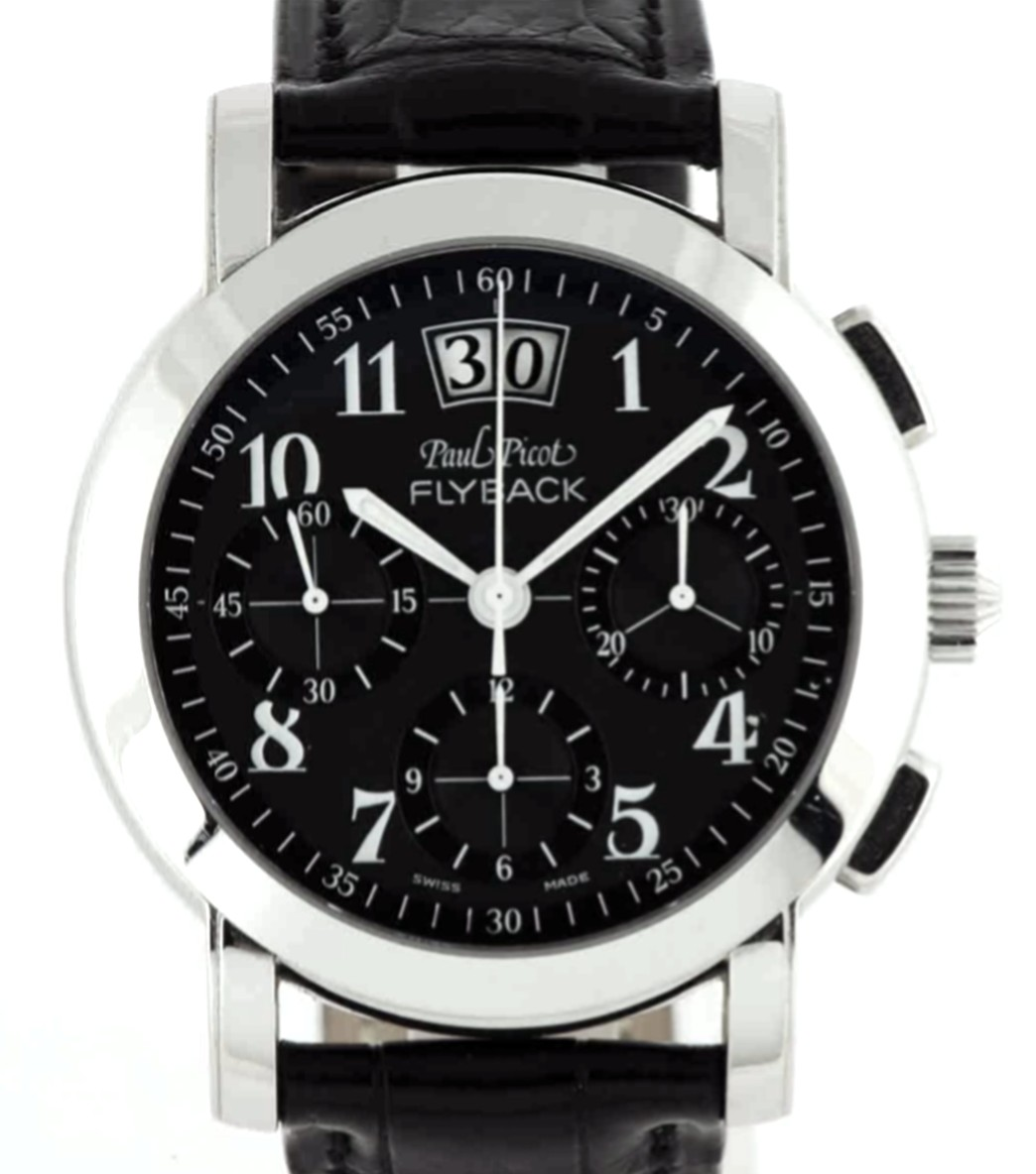 PAUL PICOT FLYBACK CHRONOGRAPH