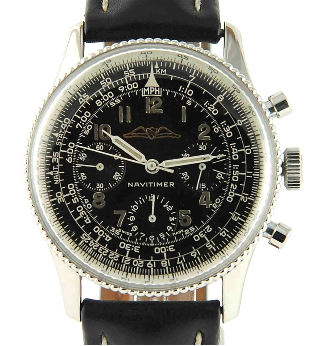 Breitling AOPA Navitimer Watch Ref. 806 (1961)
