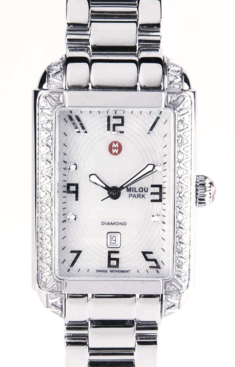 Michele Ladies Milou Park watch Model No: MW15C01A2025