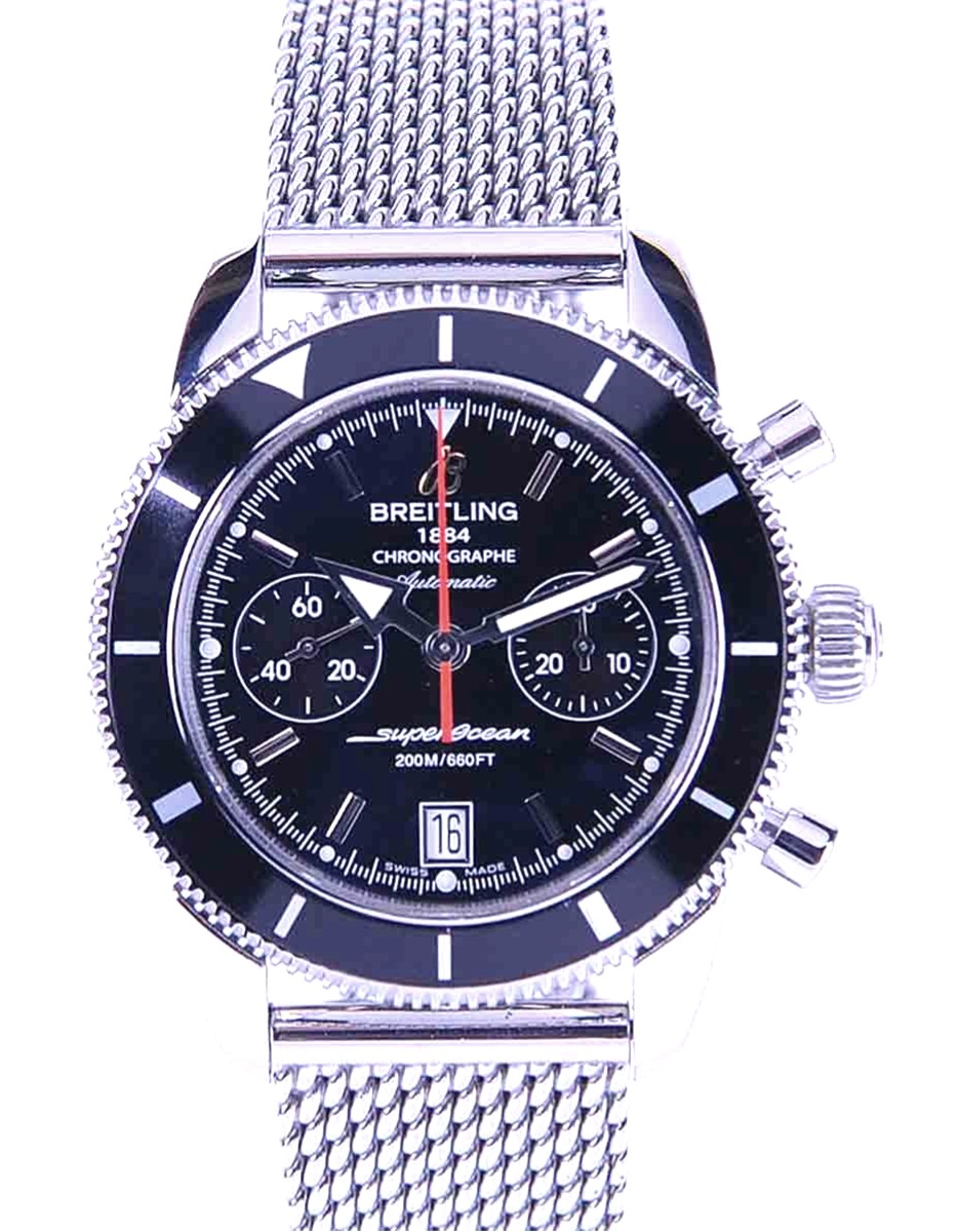 Breitling 44mm SuperOcean Heritage Ref: A23370